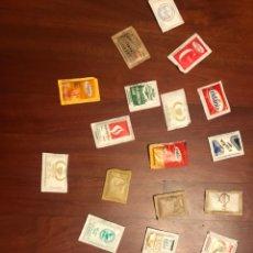 Sobres de azúcar de colección: SOBRES AZÚCAR ITALIA. Lote 182262848