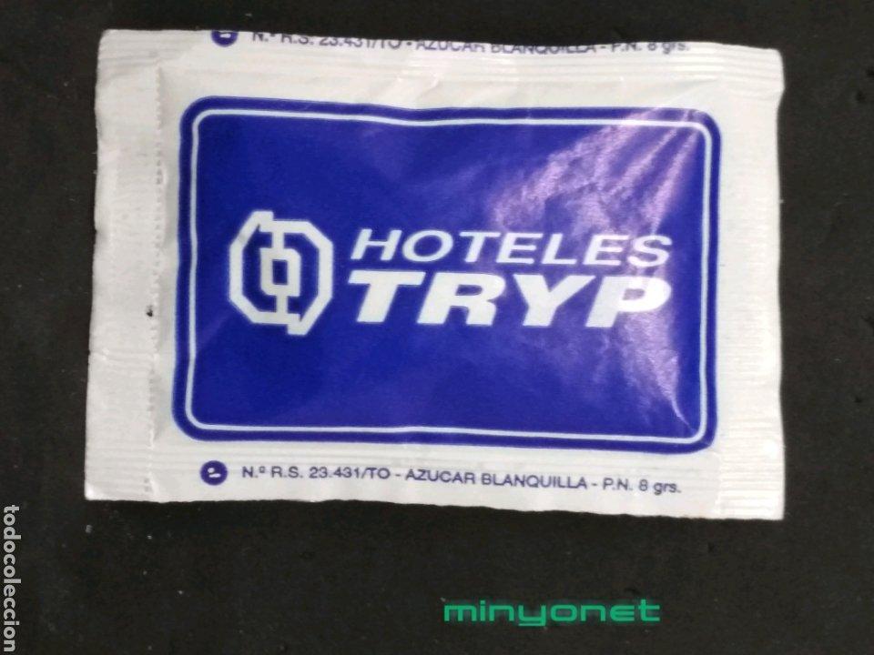 SOBRE DE AZÚCAR DE HOTELES TRYP. 8 GR. (Coleccionismos - Sobres de Azúcar)
