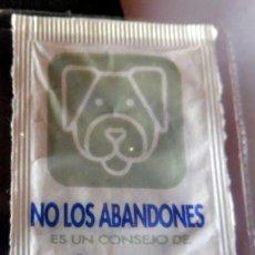 Bustine di zucchero di collezione: SOBRE DE AZÚCAR - EMICELA - NO LOS ABANDONES - VER FOTOS. Lote 187198850