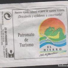 Sobres de azúcar de colección: SOBRE AZÚCAR ESPAÑA PUBLICIDAD SUGAR SUCRE. Lote 190779235
