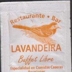 Sobres de azúcar de colección: SOBRE AZÚCAR ESPAÑA PUBLICIDAD SUGAR SUCRE. Lote 190779420
