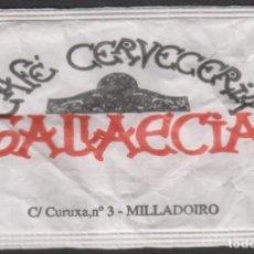 Sobres de azúcar de colección: SOBRE AZÚCAR ESPAÑA PUBLICIDAD SUGAR SUCRE. Lote 190779507
