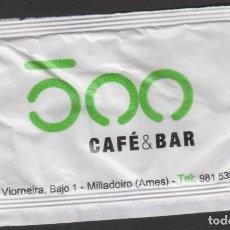 Sobres de azúcar de colección: SOBRE AZÚCAR ESPAÑA PUBLICIDAD SUGAR SUCRE. Lote 190779528