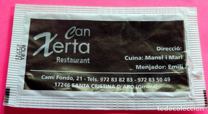 Sobre Azúcar Restaurant Can Xerta Santa Cri Comprar Sobres De Azúcar Antiguos Y De Colección En Todocoleccion 194108207