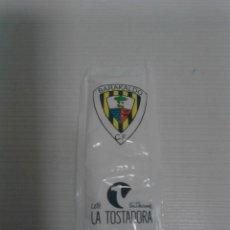 Sobres de azúcar de colección: SOBRE DE AZÚCAR CAFÉ LA TOSTADORA BARAKALDO C.F.. Lote 195320441