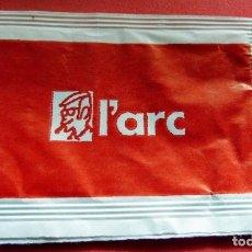 Sobres de azúcar de colección: SOBRE DE AZÚCAR - L'ARC - GIRONA. Lote 195430937