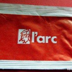 Sobres de azúcar de colección: SOBRE DE AZÚCAR - L'ARC - GIRONA. Lote 195430963
