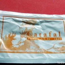 Sobres de azúcar de colección: SOBRE DE AZÚCAR - BADALONA - CATAFAL FORNERS. Lote 195488987