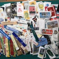 Pacotes de Açúcar de coleção: 200 SOBRES DE AZÚCAR DIFERENTES VACÍOS. Lote 197771417