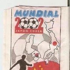 Bustine di zucchero di collezione: SOBRE AZUCAR. MUNDIAL 2002. JAPÓN-COREA. CHINA. CAFÉS BRASILIA. REF. 25-1406. Lote 200726388