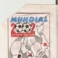 Bustine di zucchero di collezione: SOBRE AZUCAR. MUNDIAL 2002. JAPÓN - COREA. ITALIA. CAFÉS BRASILIA. REF. 25-1407. Lote 200726616