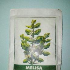 Sobres de azúcar de colección: 1 SOBRE DE AZÚCAR / AZUCARILLO LLENO - LA ESTRELLA MELISA - AÑOS 90 - PEDIDO MÍNIMO. Lote 206568567