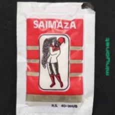 Sobres de azúcar de colección: SOBRE DE AZÚCAR DE CAFÉS SAIMAZA. 10 GR.. Lote 206759888