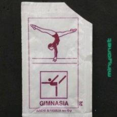 Sobres de azúcar de colección: SOBRE DE AZÚCAR SERIE DEPORTES OLÍMPICOS - GIMNASIA. RAMPE, 10 GR.. Lote 206866586