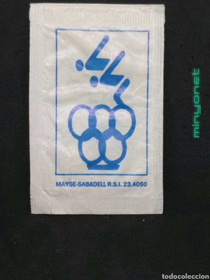 SOBRE DE AZÚCAR SERIE DEPORTES OLÍMPICOS - SALTOS NATACIÓN - TIRO. MAYSE, 10 GR. (Coleccionismos - Sobres de Azúcar)
