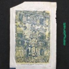 Sobres de azúcar de colección: SOBRE DE AZÚCAR SERIE MONUMENTOS - XIQUETS DE VALLS - TARRAGONA. ERP. 10 GR. CASTELLERS. Lote 206964561