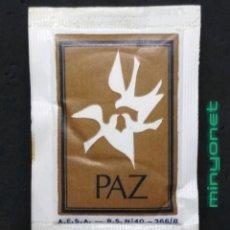 Pacotes de Açúcar de coleção: SOBRE DE AZÚCAR SERIE NAVIDAD - PAZ - BUON NATALE. Lote 207924948