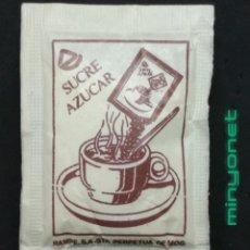 Pacotes de Açúcar de coleção: SOBRE DE AZÚCAR GENÉRICO - RAMPE, 10 GR.. Lote 208346913