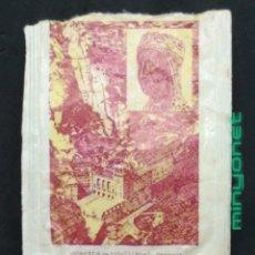Pacotes de Açúcar de coleção: SOBRE DE AZÚCAR SERIE MONUMENTOS - MONESTIR DE MONTSERRAT. ERP, 10 GR.. Lote 208347740