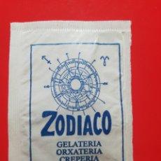 Pacotes de Açúcar de coleção: SOBRE AZÚCAR GELATERIA ZODIACO. Lote 208924495