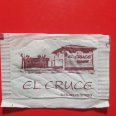 Pacotes de Açúcar de coleção: SOBRE AZÚCAR BAR MERENDERO EL CRUCE. CAFÉS GONFER. Lote 208924600