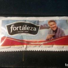 Sobres de azúcar de colección: SOBRE AZUCAR CAFES FORTALEZA. 8 GRAMOS AZUCAR. SOBRE LLENO.. Lote 210165145