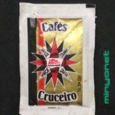 Sobres de azúcar de colección: SOBRE DE AZÚCAR DE CAFÉS CRUCEIRO. RAMPE, 8 GR.. Lote 210180670