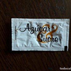Sobres de azúcar de colección: SOBRE DE AZUCAR VACÍO, AZUCAR.. Lote 211479635