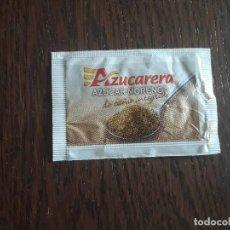 Sobres de azúcar de colección: SOBRE DE AZUCAR VACÍO, AZUCAR MORENO, AZUCARERA.. Lote 211656810