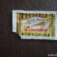 Sobres de azúcar de colección: SOBRE DE AZUCAR VACÍO, AZUCAR MORENO DE CAÑA INTEGRAL, AZUCARERA.. Lote 211656871