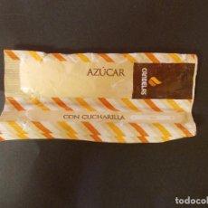 Sobres de azúcar de colección: SOBRE DE AZÚCAR CON CUCHARA CANDELAS. Lote 215474490
