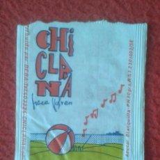 Sobres de azúcar de colección: SOBRE DE AZÚCAR PACKET OF SUGAR SUCRE ZUCKER ZUCCHERO CHICLANA DE LA FRONTERA PLAYA ? VER FOTOS...... Lote 221455735