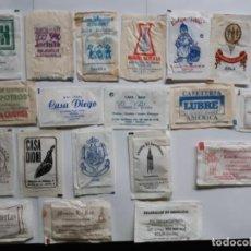 Sobres de azúcar de colección: AZUCARILLOS ANTIGUOS DE SEVILLA. Lote 221702061