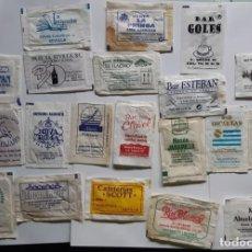 Sobres de azúcar de colección: AZUCARILLOS ANTIGUOS DE SEVILLA. Lote 221702245