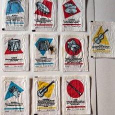 Sobres de azúcar de colección: SOBRES DE AZUCAR. Lote 221741175