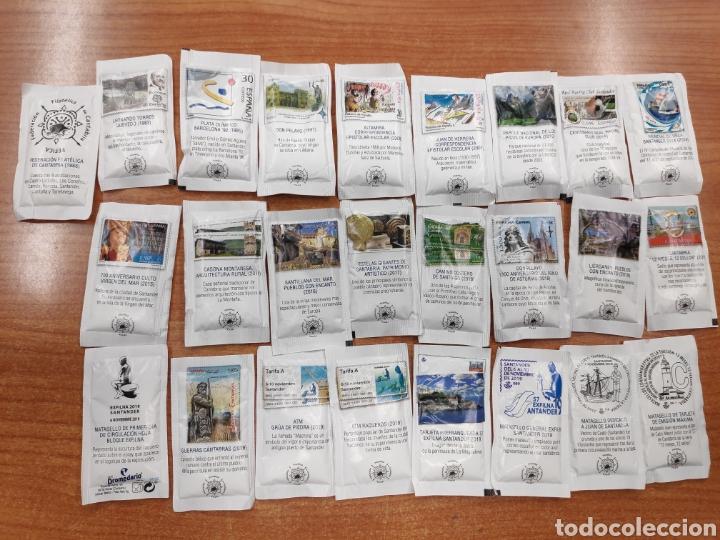 Sobres de azúcar de colección: Colección completa de 25 azucarillos - Foto 2 - 222005396