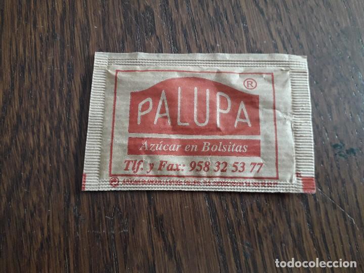 Sobres de azúcar de colección: sobre de azúcar vacío de publicidad, cafetería vda. de Manuel Muñoz, Loja. Granada. - Foto 2 - 222095727