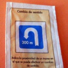 Bustine di zucchero di collezione: SOBRE AZÚCAR - CAFÉS BRASILIA - SEÑALES DE TRAFICO - VACÍOS - (VER FOTOS). Lote 228487800