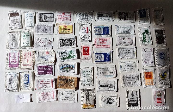 Sobres de azúcar de colección: Sobres de azucar - Foto 2 - 237220015
