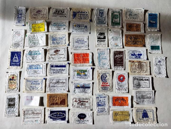 SOBRES DE AZUCAR (Coleccionismos - Sobres de Azúcar)