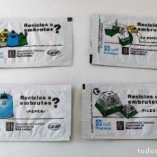 Sobres de azúcar de colección: SOBRES DE AZUCAR. Lote 238357265