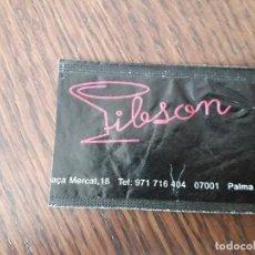 Bustine di zucchero di collezione: SOBRE DE AZÚCAR VACÍO DE PUBLICIDAD, GIBSON-DRY, PALMA DE MALLORCA.. Lote 241991750