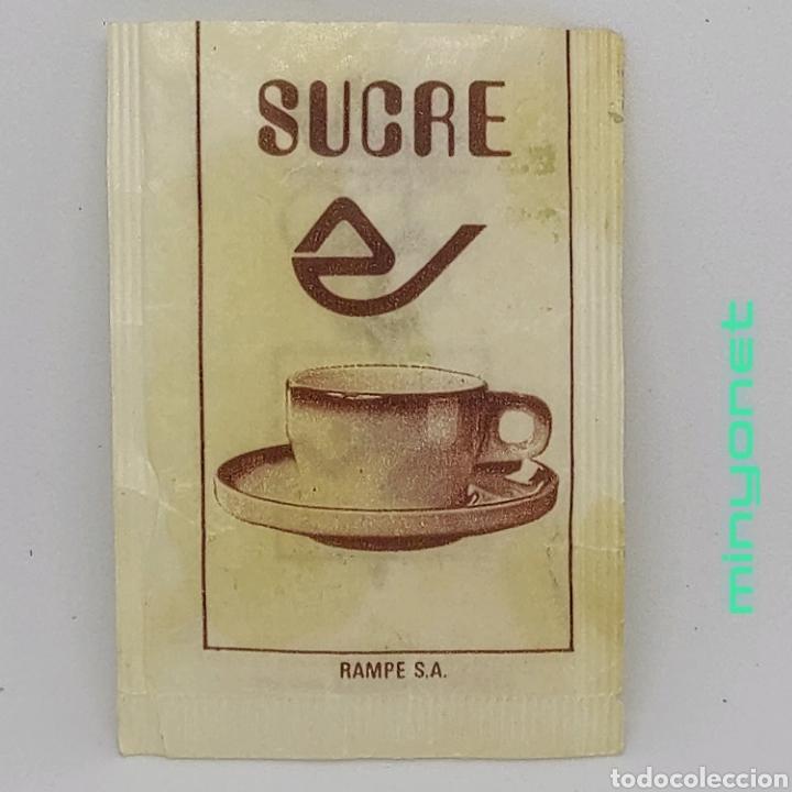 Sobres de azúcar de colección: Sobre de azúcar Serie deportes olímpicos - Atletismo. Rampe, 10 gr. - Foto 2 - 242269470