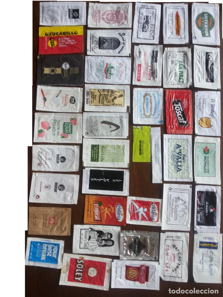 Sobres de azúcar de colección: 1.000 SOBRES DE AZUCAR. - Foto 2 - 220624638
