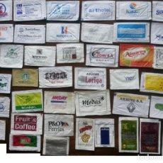 Sobres de azúcar de colección: 1.000 SOBRES DE AZUCAR.. Lote 220624638