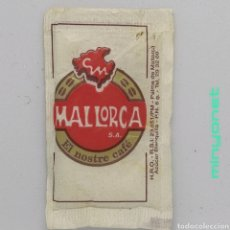 Sobres de azúcar de colección: SOBRE DE AZÚCAR DE CAFÉS MALLORCA. HRO, 6 GR.. Lote 245372055
