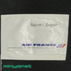 Sobres de azúcar de colección: SOBRE DE AZÚCAR DE AIR FRANCE - CAFÉ DE COLOMBIA. BEGHIN SAY - AEROLÍNEAS - AIRLINES - AIRWAYS. Lote 254334400