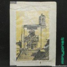 Sobres de azúcar de colección: SOBRE DE AZÚCAR SERIE MONUMENTOS - CATEDRAL - GIRONA. ERP, 10 GR.. Lote 257405950