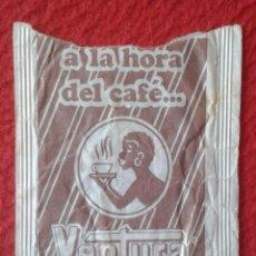 Sobres de azúcar de colección: SOBRE AZÚCAR PACKET PACKAGE OF SUGAR SUCRE ZUCKER ZUCCHERO VACÍO A LA HORA DEL CAFÉ VENTURA COFFEE... Lote 261244285