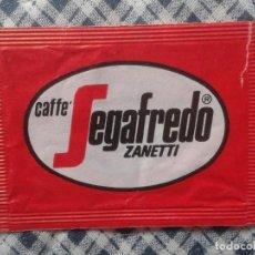 Sobres de azúcar de colección: SOBRE AZÚCAR PACKET PACKAGE OF SUGAR SUCRE ZUCKER ZUCCHERO VACÍO CAFFE CAFÉ SEGAFREDO ZANETTI...VER. Lote 261247455